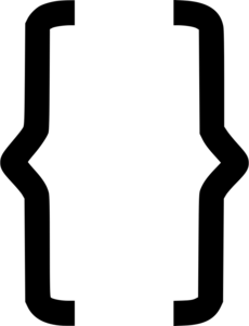 Brackets PNG Picture PNG Clip art
