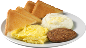 Breakfast Transparent Background PNG icon