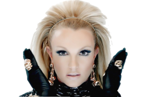 Britney Spears PNG Pic PNG Clip art