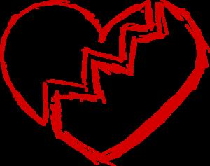 Broken Heart PNG Free Download PNG Clip art