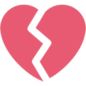 Broken Heart PNG Photos PNG Clip art