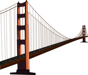 Brooklyn Bridge PNG Transparent Image Clip art