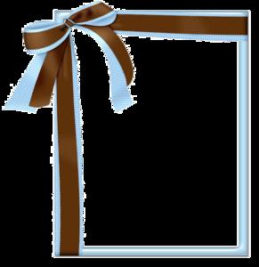 Brown Border Frame Transparent PNG PNG Clip art