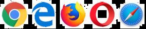 Browsers Transparent PNG PNG Clip art