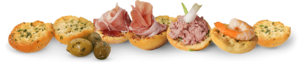 Bruschetta PNG File PNG icon