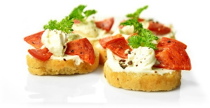 Bruschetta PNG Image PNG clipart