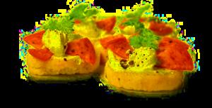Bruschetta PNG Image PNG Clip art