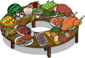 Buffet PNG Clipart PNG clipart