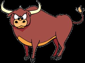 Bull Transparent Background PNG Clip art