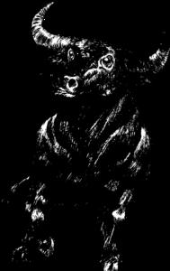 Bull Transparent PNG PNG Clip art