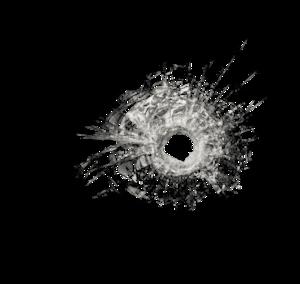 Bullet Holes Transparent Background PNG Clip art