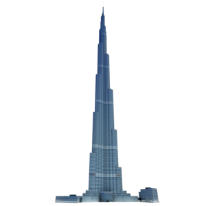 Burj Khalifa PNG Transparent Image PNG Clip art