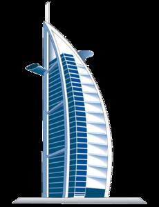 Burj Khalifa Transparent PNG PNG Clip art