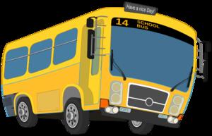 Bus PNG Transparent Picture PNG Clip art