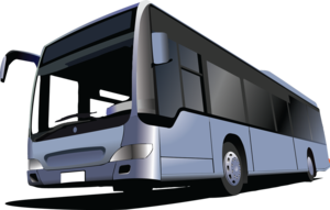 Bus Transparent Background Clip art