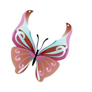 Butterflies Vector Transparent PNG PNG Clip art