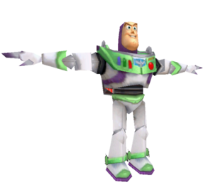 Buzz Lightyear PNG Image PNG Clip art