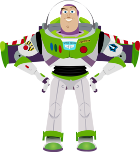 Buzz Lightyear Transparent Background PNG Clip art