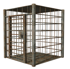 Cage PNG Transparent Image PNG Clip art