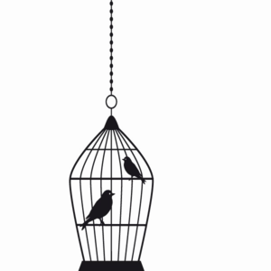 Caged Bird PNG Image PNG Clip art