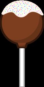 Cake Pop PNG File PNG Clip art