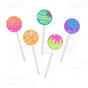 Cake Pop PNG Free Download PNG Clip art