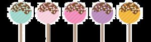 Cake Pop PNG HD PNG Clip art