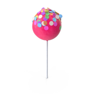 Cake Pop Transparent Background PNG Clip art