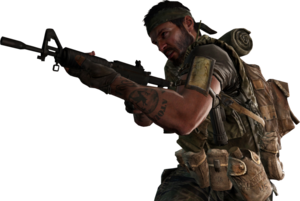 Call of Duty Black Ops PNG File PNG Clip art