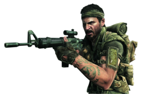 Call of Duty Black Ops PNG Image PNG Clip art