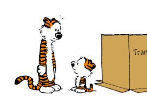 Calvin And Hobbes PNG HD PNG Clip art