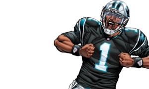Cam Newton PNG Transparent Photo PNG Clip art