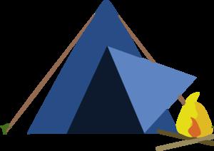 Campsite PNG HD PNG Clip art