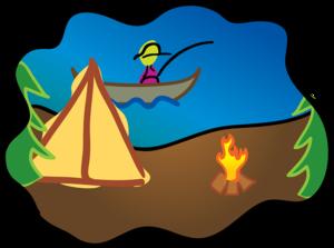 Campsite PNG Pic PNG Clip art