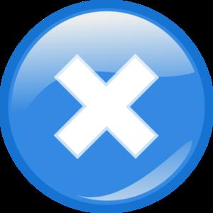 Cancel Button PNG Transparent Picture PNG Clip art