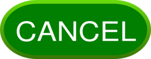 Cancel Button Transparent PNG PNG Clip art