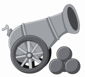 Cannon PNG File PNG Clip art