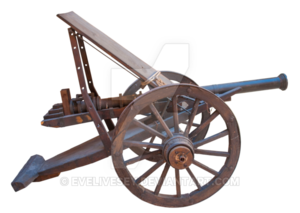 Cannon PNG Pic PNG Clip art