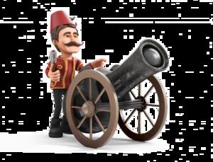 Cannon PNG Transparent PNG Clip art