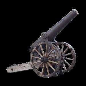 Cannon Transparent Background PNG Clip art