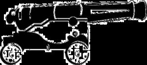 Cannon Transparent PNG PNG Clip art