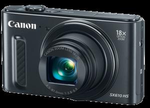Canon Digital Camera PNG Image PNG Clip art