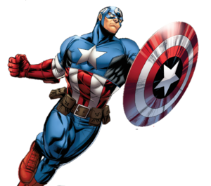 Captain America PNG Pic PNG Clip art