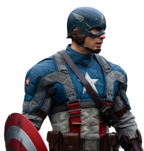 Captain America PNG Transparent Clip art