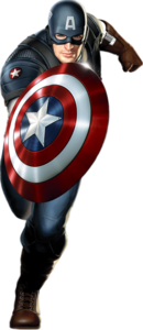 Captain America Transparent PNG PNG Clip art