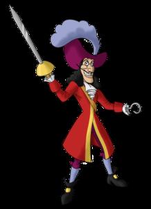 Captain Hook Download PNG Image PNG Clip art