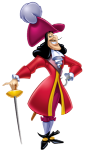 Captain Hook PNG Photo PNG Clip art