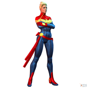 Captain Marvel PNG HD PNG Clip art