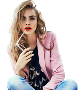 Cara Delevingne PNG Free Download PNG icons