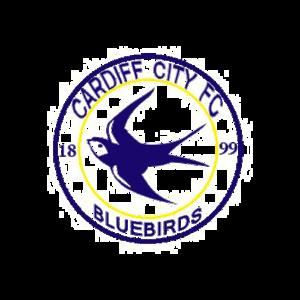 Cardiff City F C PNG Transparent Image PNG Clip art